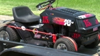 Mower Racing is all the Craze