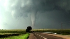 Tornado Chasers Trapped in Car