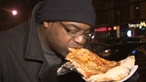 Feast on jumbo pizza in DC