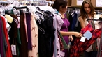 Sam's stylist shops on location
